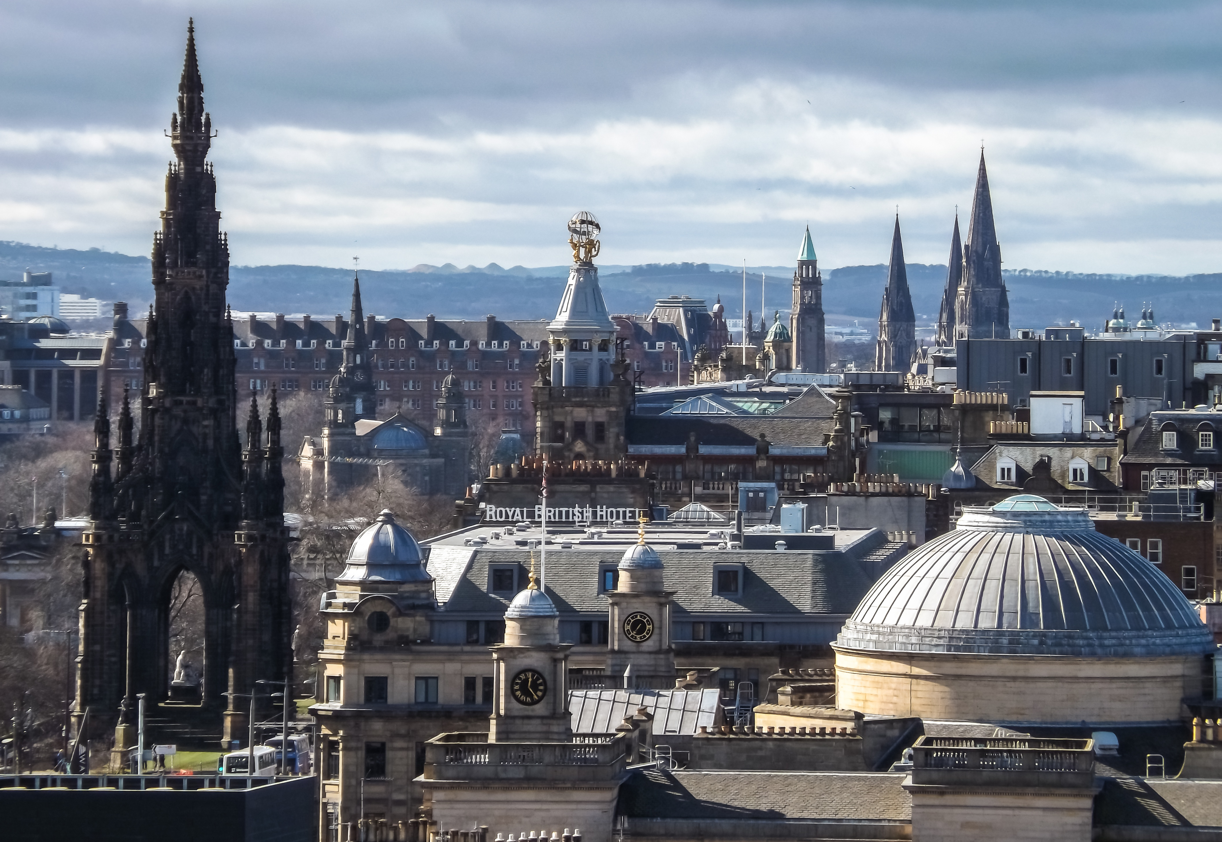 Event Edinburgh City Ardoq