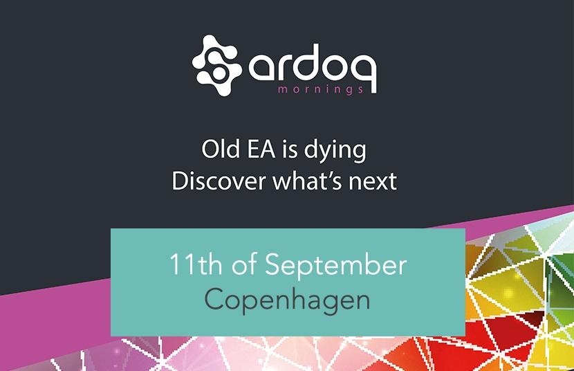 Ardoq Mornings Copenhagen_Breakfast Seminar