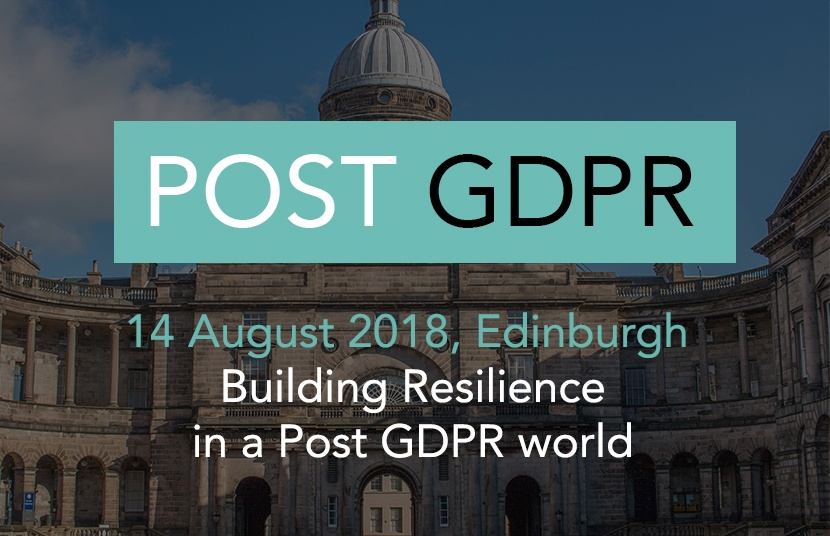 Events_POST GDPR