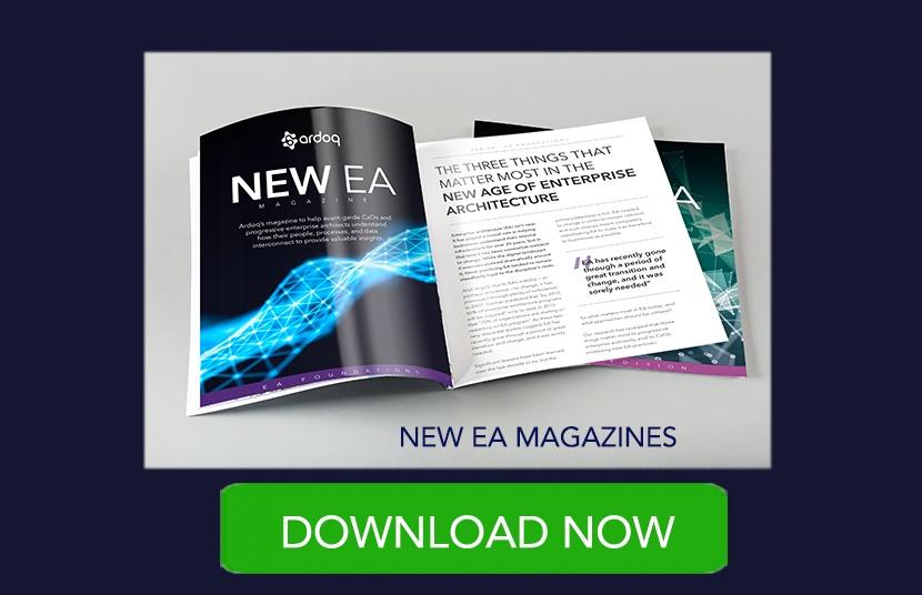 New EA Magazines