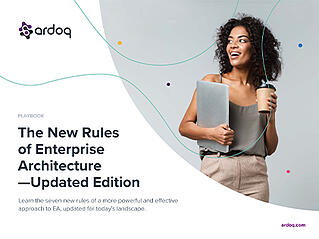 New Rules of Enterprise Architecture