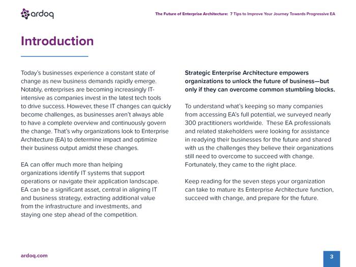 enterprise architecture future p3